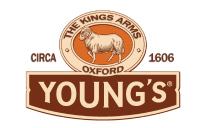Logo of the Kings Arms